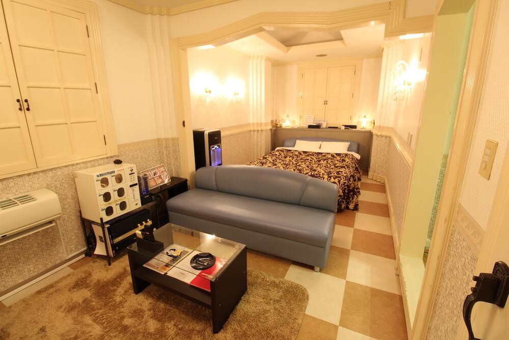 東金ラブホテル ツクバランド 201号室