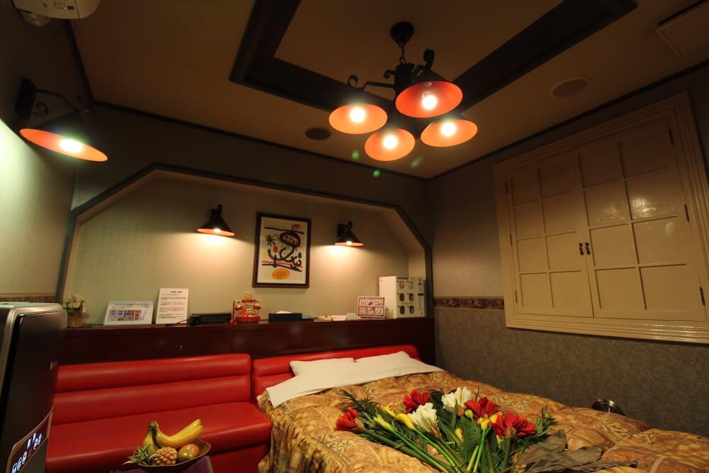 東金ラブホテル ツクバランド 205号室
