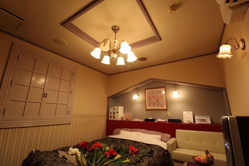 東金ラブホテル ツクバランド 218号室